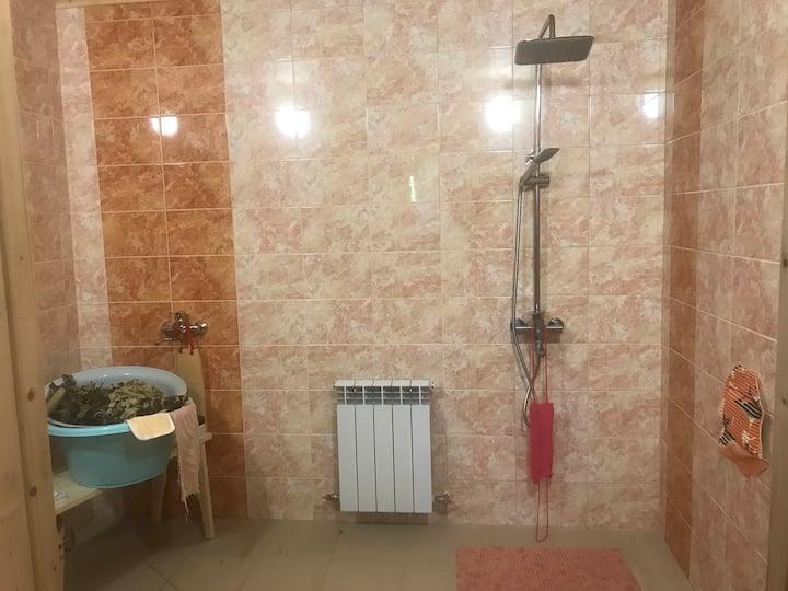 Гостевая баня-дом вблизи стадиона ЧМ2018