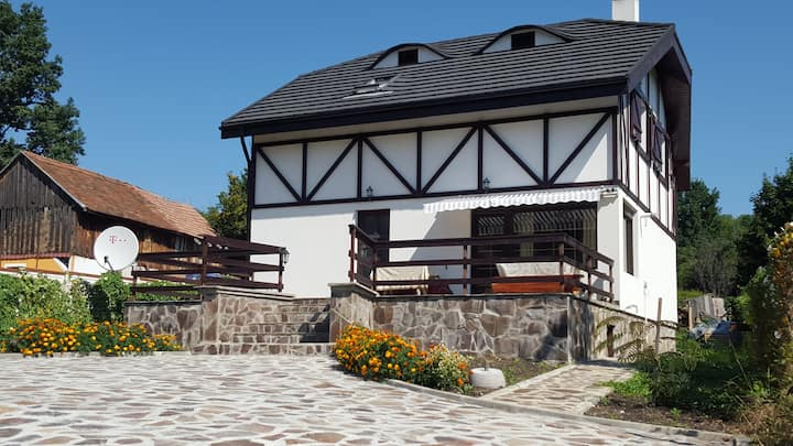 Wonderful Country vacation house in Transylvania.