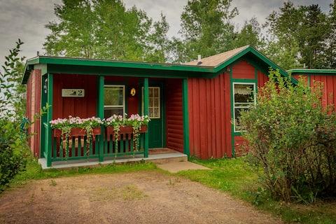 Croftville Road Cottages #2. On Lake Superior.