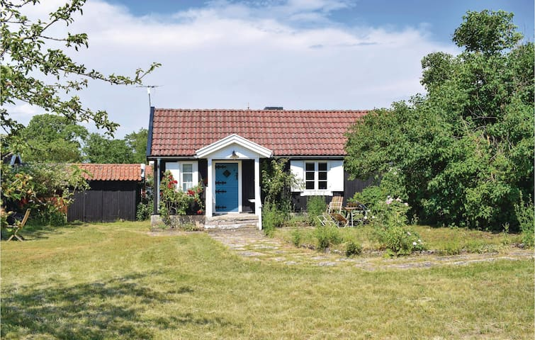 Holiday cottage with 2 bedrooms on 50m² in Färjestaden