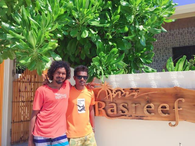 Rasreef Rasdhoo Maldives马尔代夫民宿 - Rasdhoo
