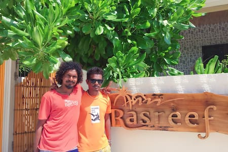 Rasreef Rasdhoo Maldives马尔代夫民宿 - Rasdhoo