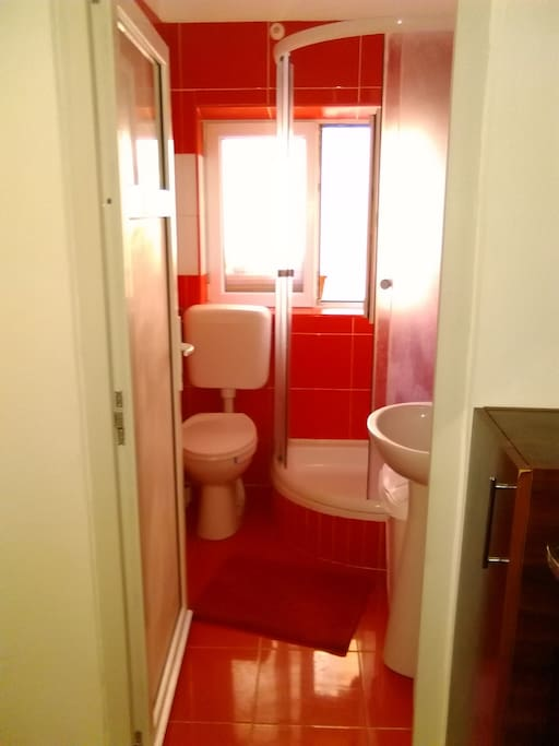 This is the bathroon