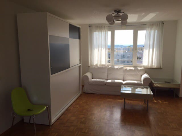 Tolles Zimmer in Penthouse! - Stuttgart - Apartment