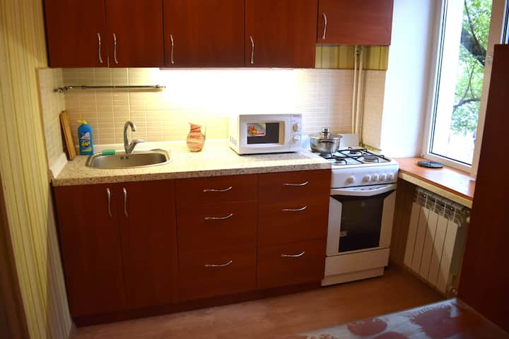 Apartment in Odessa for daily rent, studio apartme