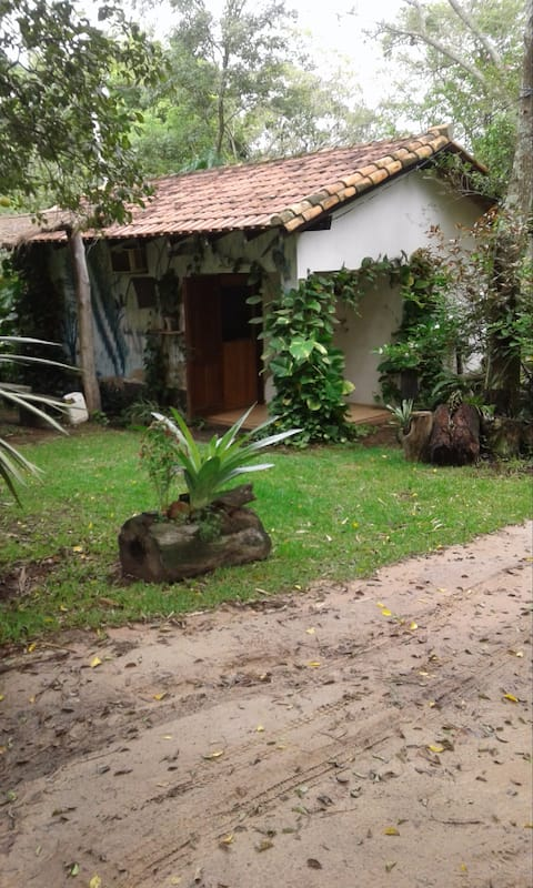 El Roble house at El Roble Farm