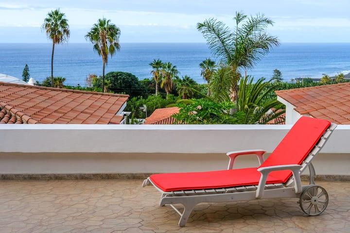 Casa Buena Vida: Cozy house w/ sea view to relax