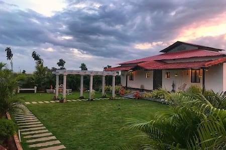 SYNA Farms™ - Best farmhouse in Hyderabad