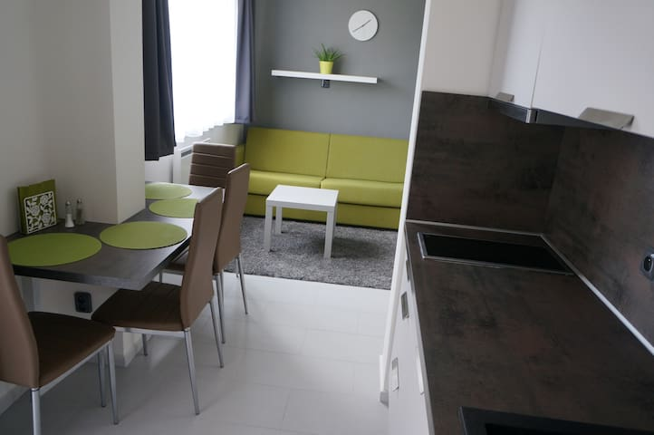 Accommodation Stožec Stela - Stožec - อพาร์ทเมนท์