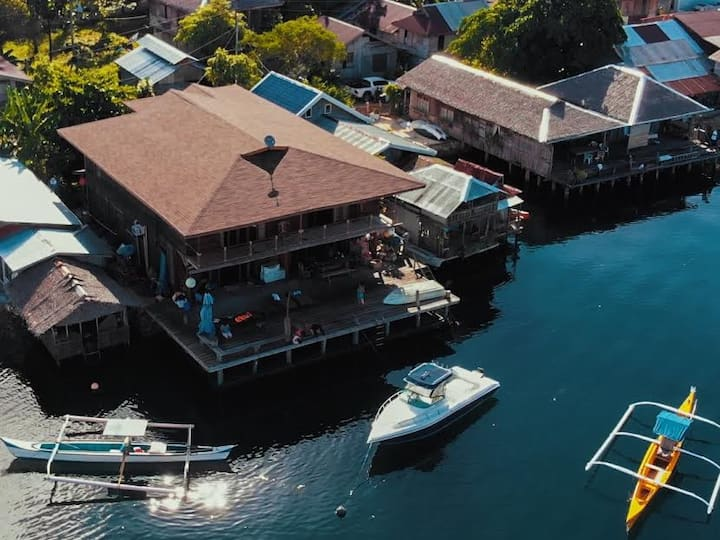 Single Room in Cabin on the Water, Siargao