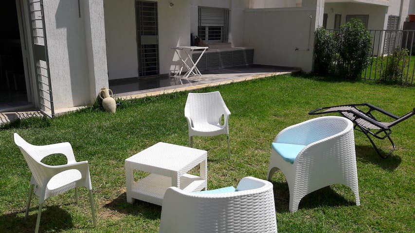 résidence La Grive - Hammamet nord  - Apartment