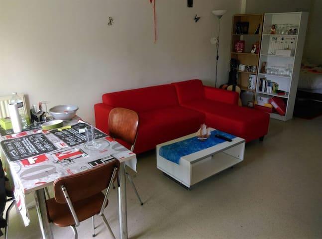 T1 bis à beaulieu - Poitiers - Apartamento