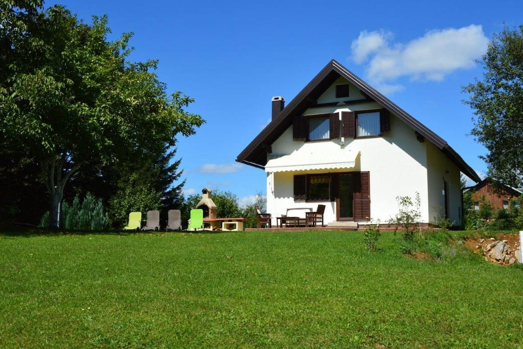 Holiday house Novosel