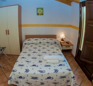 Palinuro B&B Villamirella: Single Room