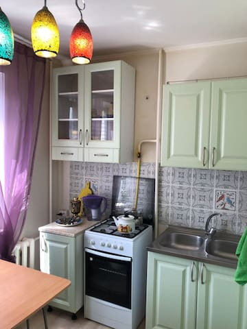 Квартира на Чкалова современная и комфортная