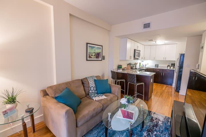 Downtown Crossing ARTlab, 2 Bedroom 1 Bath