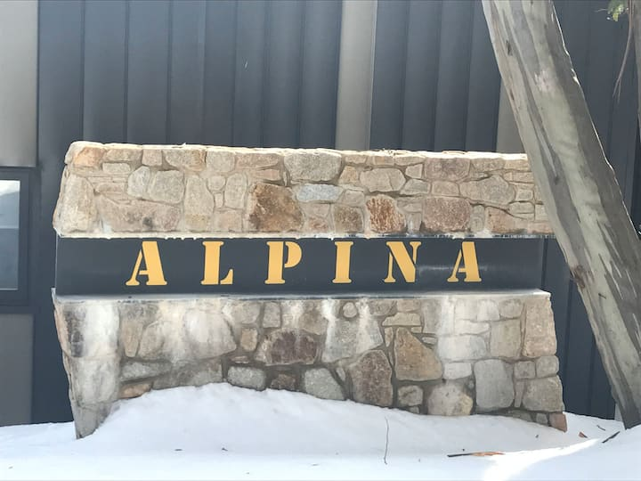 Alpina a place to relax and unwind
