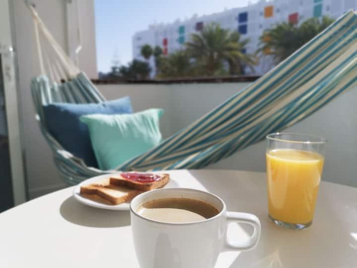 Beautiful 2 bedrooms apartment Playa del Ingles