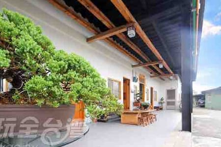 5.*Legend Tea House BnB*阿里山傳說茶園民宿(2 Twin Rooms)