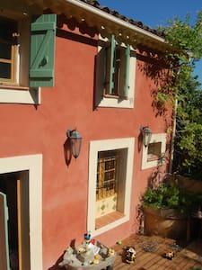 Charmante maison provençale, au coeur des vignes - Carnoules