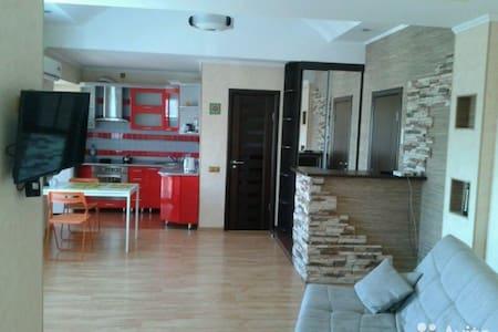 1-комнатная квартира студия  в центре - バルナウル (Barnaul)
