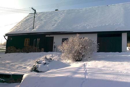 Stylish cottage near the Šumava National Park
