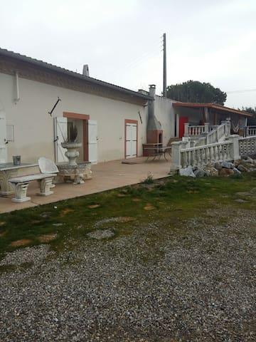 Chambres dans ferme isolée - Montesquieu-Lauragais - Rumah