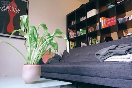 Clean and cosy apartment ideally located - Paris - Wohnung