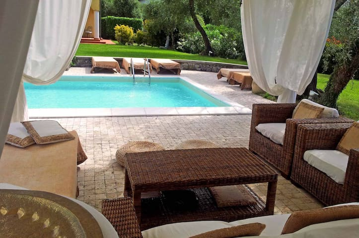 Villa Goa with pool & jacuzy near to Cinque Terre - Bolano - Willa