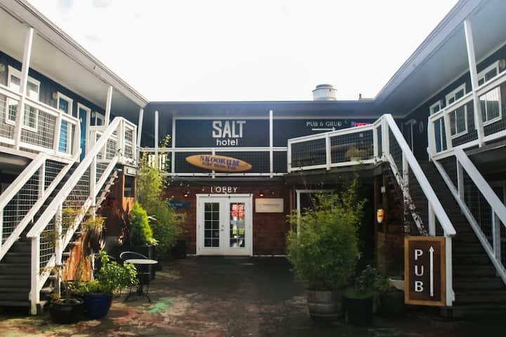 Salt Hotel & Pub: elemental hospitality