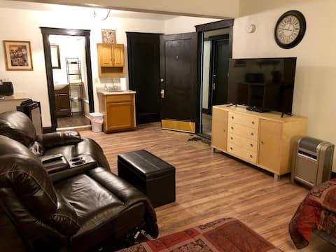 The Willie & Waylon suite