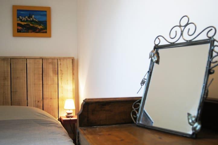 Une chambre chez l'habitant