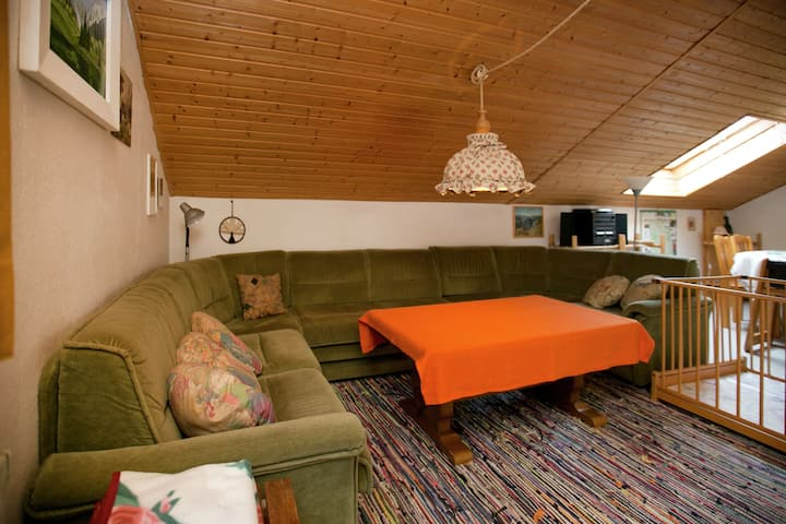 Restful Holiday Home near Ski Lift in Petersthal