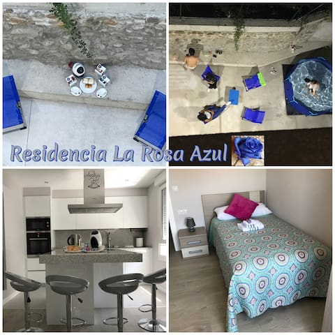 Bed and Breakfast La Rosa Azul IV