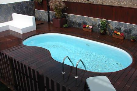 Villa Akumal con piscina privada - La Oliva