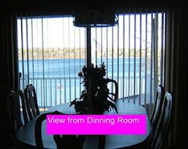 Waterfront .Private Beach.Private Room&Bath - Falmouth - House