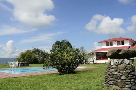 Finca Santa Ines - SANTAGUEDA - Haus