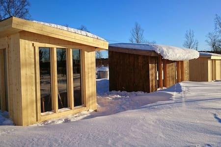 "Arctic Gourmet Cabin ""Okta"" - Kiruna V"
