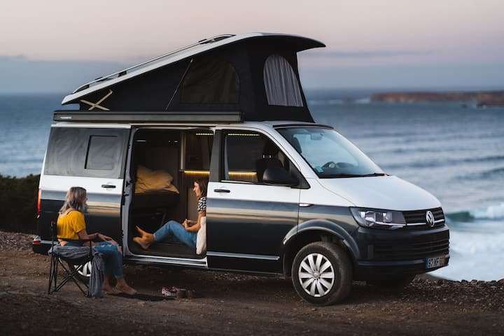 Brand New VW T6 Campervan, Faro Airport