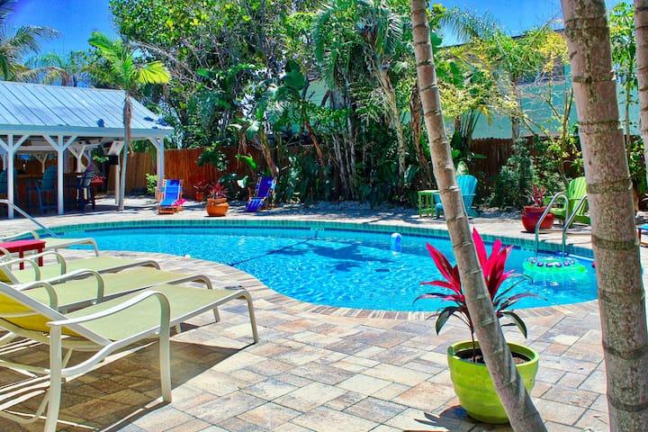 Coconut Grove Beach Resort unit 2