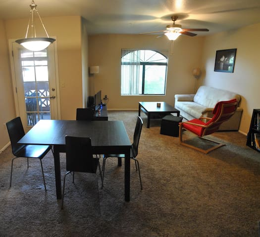 Appartment close to ASU and Scottsdale old town - Tempe - Pis