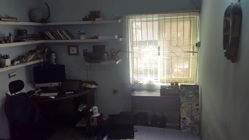 Artist Studio Room - Lagos - Daire