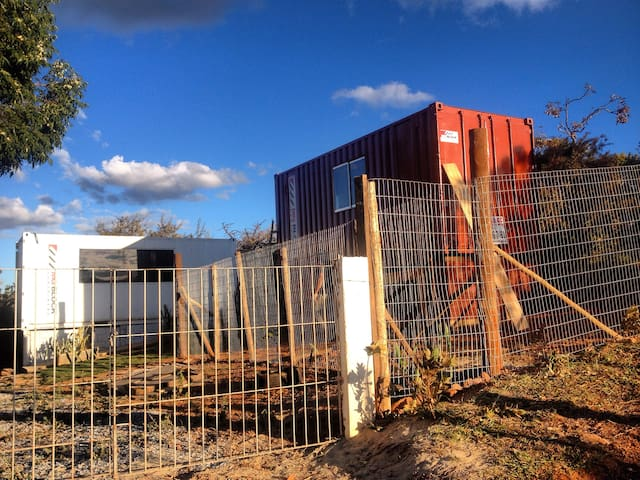 Container da Lapinha  - Branco
