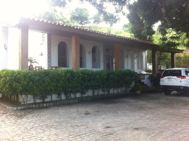 Casa de praia - São Tomé de Paripe