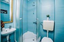 Fresh and nice bathroom