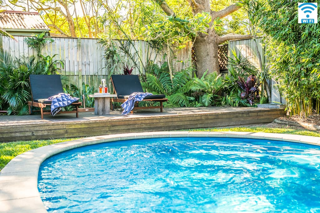 Seaward Sensational Swimming Pool Surf Spa Bath Apartments For Rent In Gerringong New South