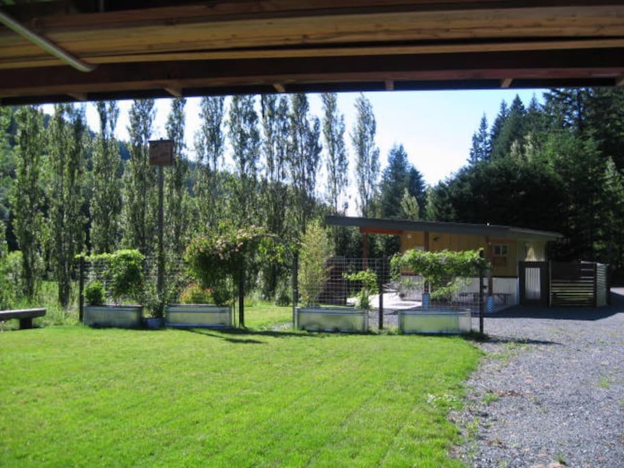 Gold Finch Studio Private New Bldg Cabins For Rent In