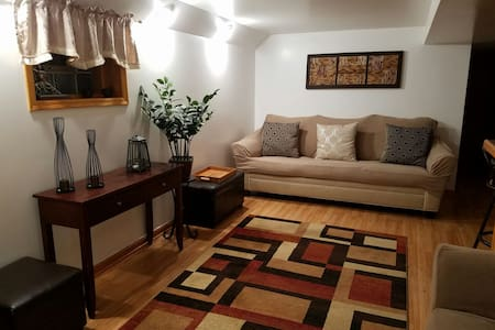 Beautiful Full Living Space near Midway Airport - Chicago - Dům