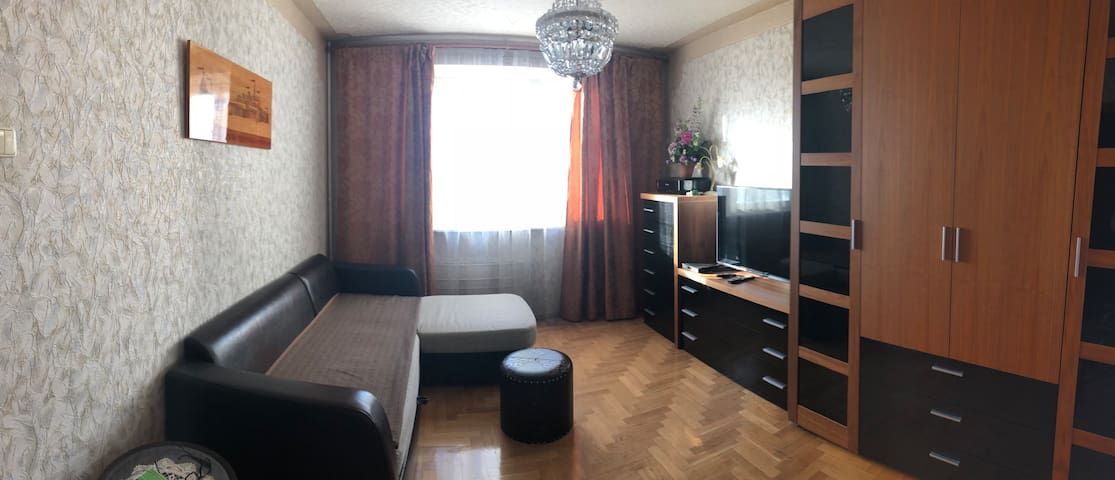GOOD 3-ROOM APARTMENT FOR THE WORLDCUP2018 87SQ/M