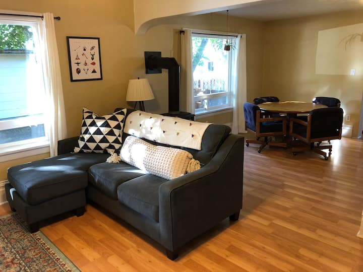 Convenience (and cozy!) in Columbia Falls